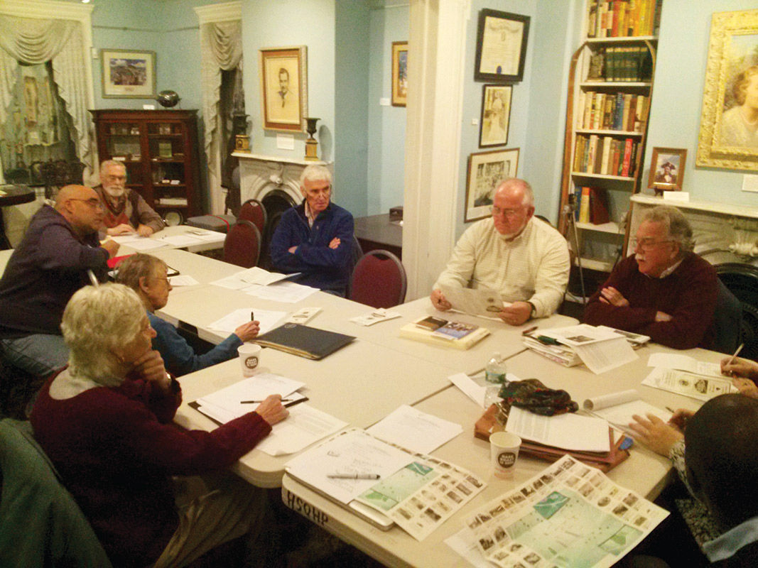 The Pawling Historic Districts Committee